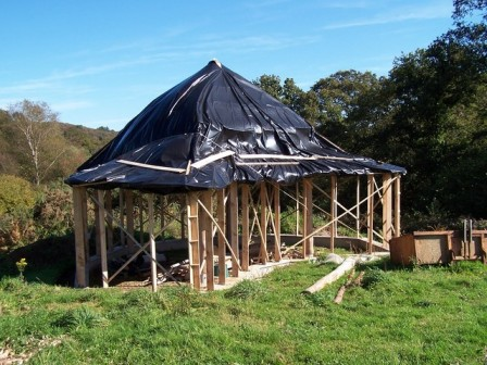 La cabane haricot